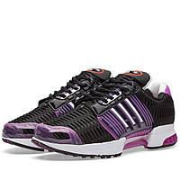 Оригинальные  кроссовки Adidas ClimaCool 1 Black, White & Shock Purple