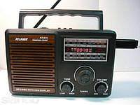 Портативная колонка радиоприемник ATLANFA AT-815
