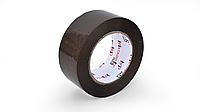 Скотч упаковочный цветной (коричневый), 48 мм*200 м