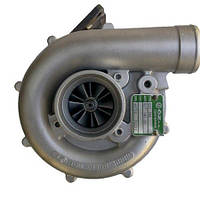Турбокомпрессор  (турбина) К27-115-01(двигатель КАМАЗ 740.13, 740.14)