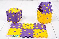 3D пазл «Зары» – развивающая мягкая игрушка