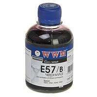 Чернила wwm для epson stylus photo r2400/r2880 200г black Водорастворимые (e57/b)