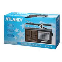 Портативная колонка радиоприемник ATLANFA AT-818