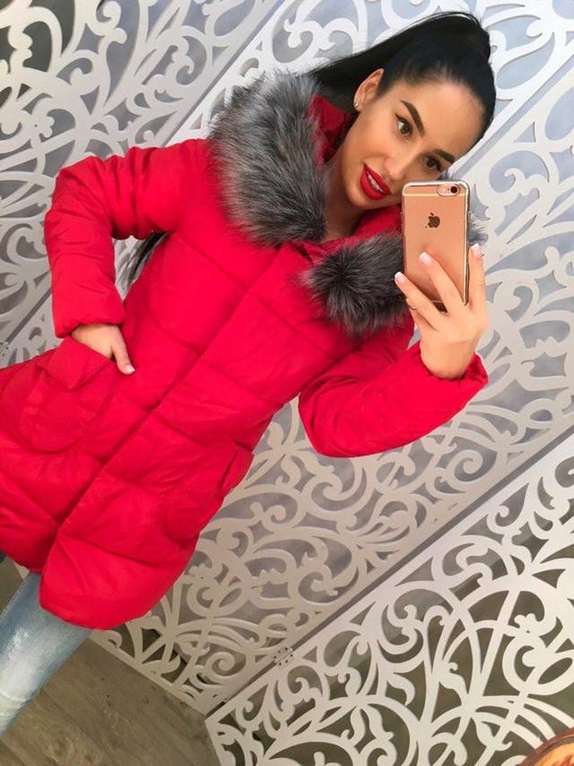 Женские зимние куртки оптом и в розницу