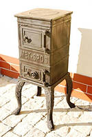 Печь буржуйка чугунная Каспер Met-Spos 6,5 кВт