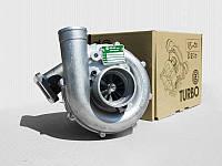 Турбокомпрессор  (турбина) К27-115-02(КАМАЗ)