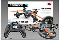 Квадрокоптер с видеокамерой