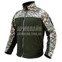 Толстовка флисовая армейская (УКРАИНСКИЙ ПИКСЕЛЬ)