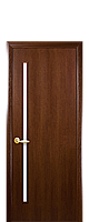 """Двери межкомнатные """"Новый Стиль-Глория"""" орех"""