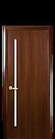 """Двери межкомнатные ТМ Новый Стиль """"Глория"""" орех 3D, фото 1"""