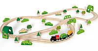 """HAPE Набор железной дороги """" Лесное приключение """" (Е3713), фото 1"""