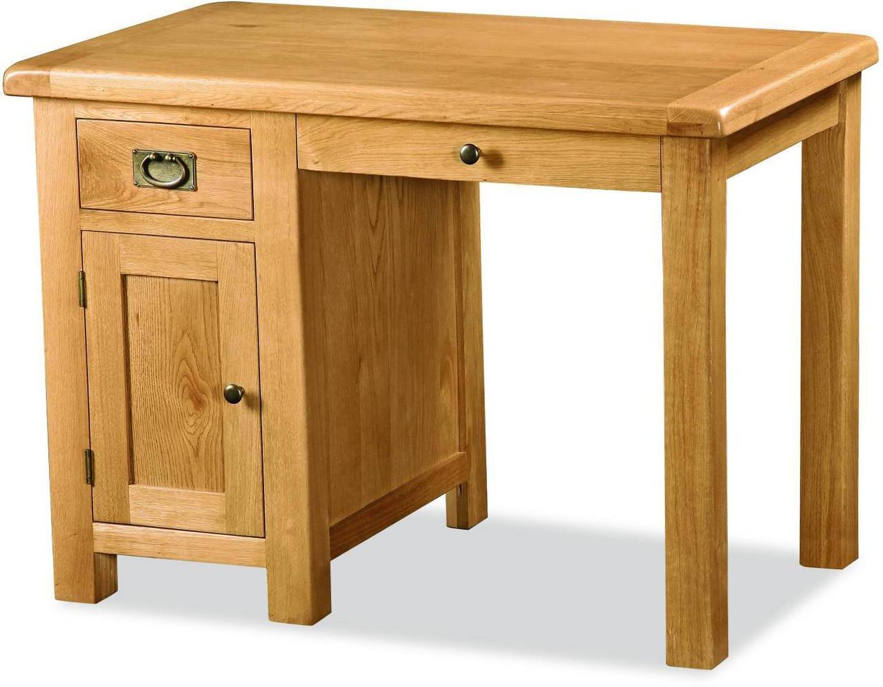 """Детский письменный стол """"Буковель"""" из массива дерева"""