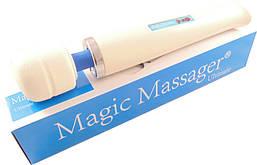 Вибромассажер Magic Wand Massager 30S - ручной универсальный массажер Меджик Ванд