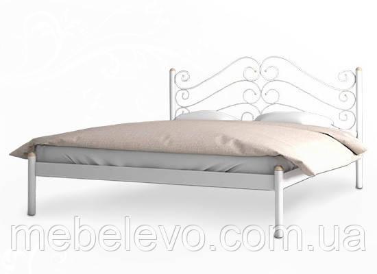 Кровать полуторная Адель 120 Металл-дизайн