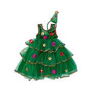 Очень красивое новогоднее платье Ёлочка
