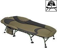 КАРПОВАЯ РАСКЛАДУШКА PELZER EXECUTIVE BED CHAIR II 8 LEGS