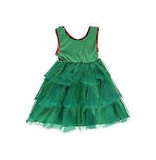 Очень красивое новогоднее платье Ёлочка, фото 3