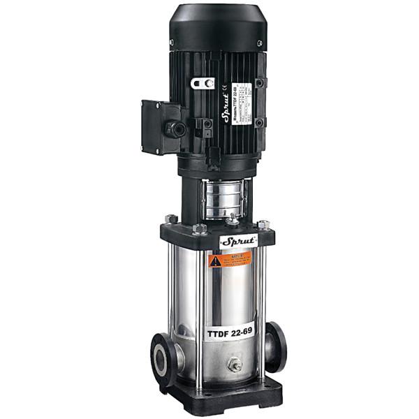 Поверхностный насос для воды Sprut TTDF 22-69