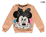 Кофта Minnie Mouse для девочки. 86, 110 см