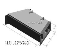Короб трьохканальний ККБ-ЗУВП