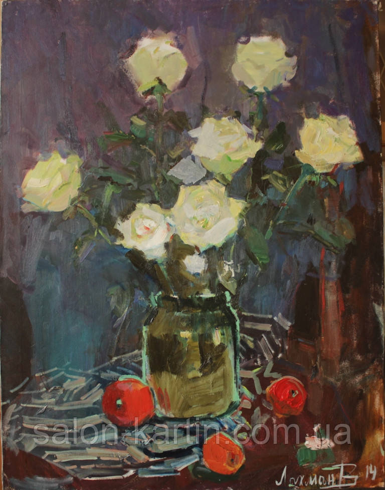 """Картина """"Троянды"""""""