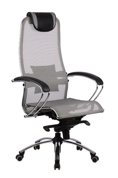 Кресло для руководителя Samurai S1 Grey