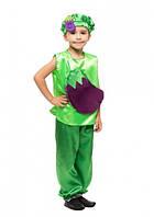 "Маскарадный костюм баклажана.(от 4 до 8 лет) ""Karnaval"" LM-266"