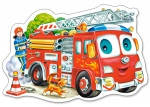 В-015078, Пожарная машина, 15эл.