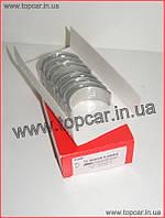Вкладыши коленвала шатунные Renault Kango I 1.5DCi  0.5mm  Glyco Германия 71-4243/4 0,5