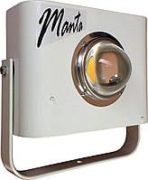 Виброустойчивый линзовый светодиодный (LED) прожектор MANTA PL5L90-12VP