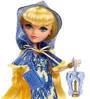 Блонди Локс кукла Mattel из серии Через Лес Эвер Афтер Хай, Ever After High Blondie Lockes