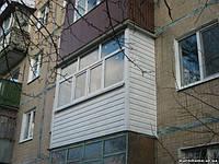 Балкон в Запорожье для людей как для себя