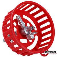 Циркуль под дрель для резки плитки 20-100 мм с защитной решеткой - опорой (HT-0339)