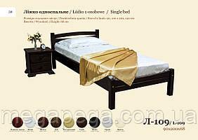 Односпальная кровать Л-109
