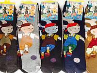 Махровые носочки на мальчика 36-39