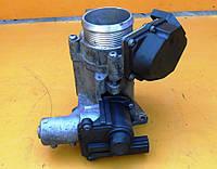 Дроссельная заслонка Дросельна EGR  076128063A Volkswagen Touareg Туарег 2.5 TDI