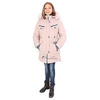 Зимняя курточка для девочек Фэшн