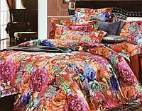 Жаккардовое постельное белье Гобелен Prestij Textile 86415