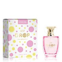 Dilis Parfum La Vie My Drop женская парфюмированная вода 100 мл