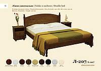 Двуспальная кровать Л-207