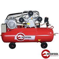 Компрессор 100л, 5HP, 4кВт, 380В, 8атм, 600л/мин. 3 цилиндра (PT-0036)