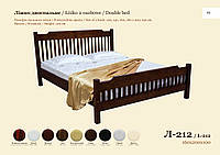 Двуспальная кровать Л-212