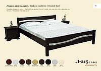 Двуспальная кровать Л-215