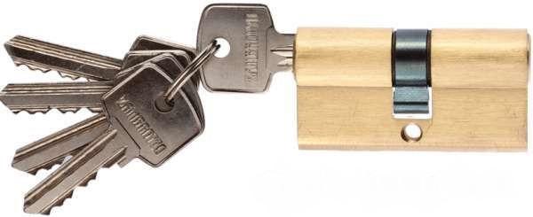 Заготовки ключей квартирные (английские)