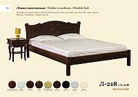 Двуспальная кровать Л-218
