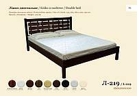 Двуспальная кровать Л-219