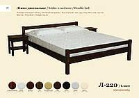 Двуспальная кровать Л-220