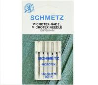 """Иглы Schmetz """"Microtex"""" № 90 с особенно острым тонким острием"""
