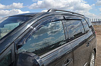Дефлекторы боковых стекол Ssang Yong Stavic/Rodius/Turismo/Korondo Turismo 2013 (Ссанг Йонг ставик) Cobra Tuni