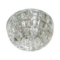 Встраиваемый светильник Feron JD87 c LED подсветкой RGB  (27983)